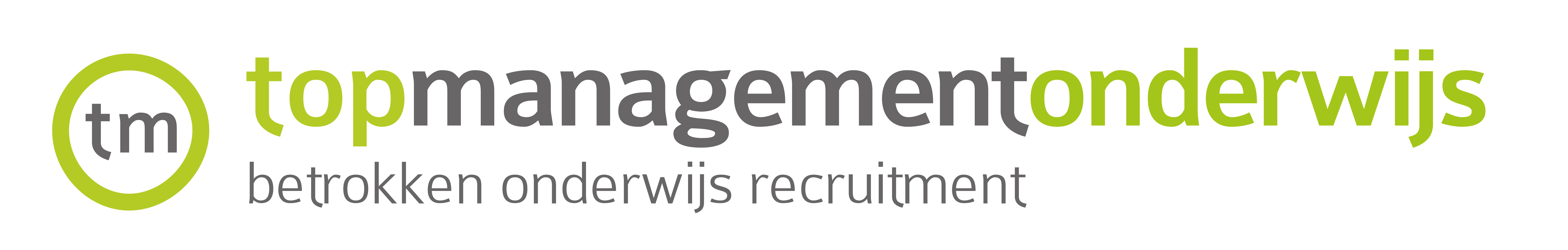 Scholen kiezen voor management recruitment online!