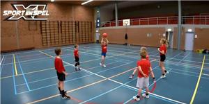 Nieuw platform: Gymspelletjes op beeld voor uw gymles!