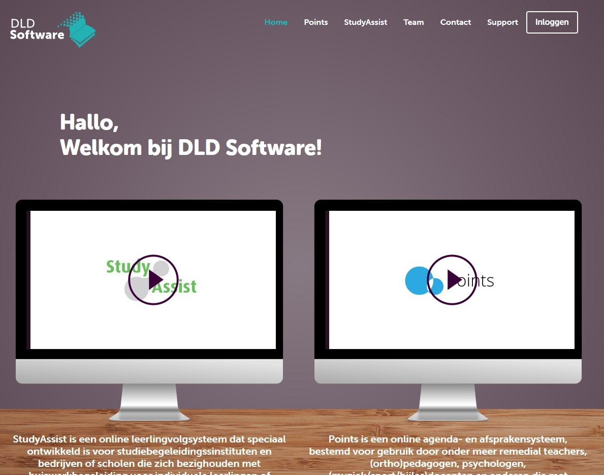 StudyAssist/DLD Software overgenomen door Aster