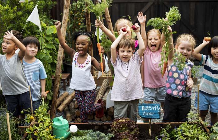 Kinderen krijgen zeggenschap over nationaal buitenspeelbeleid