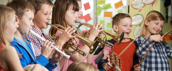 Koningin Máxima bij ondertekening convenant muziekonderwijs in Zeeland