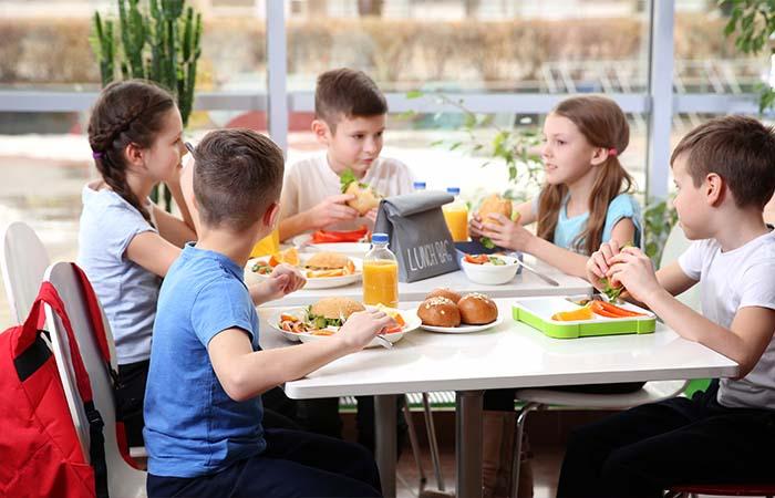 Wat kun je kinderen leren over eten?