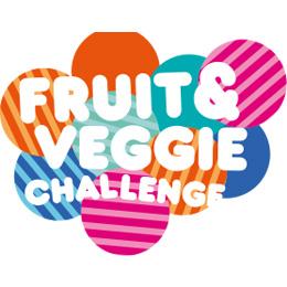 Fruit en Veggie challenge!