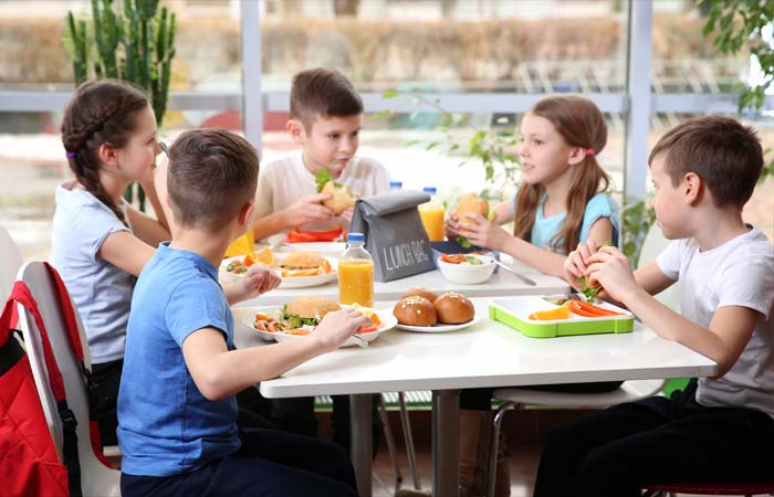 Restaurantervaring op school