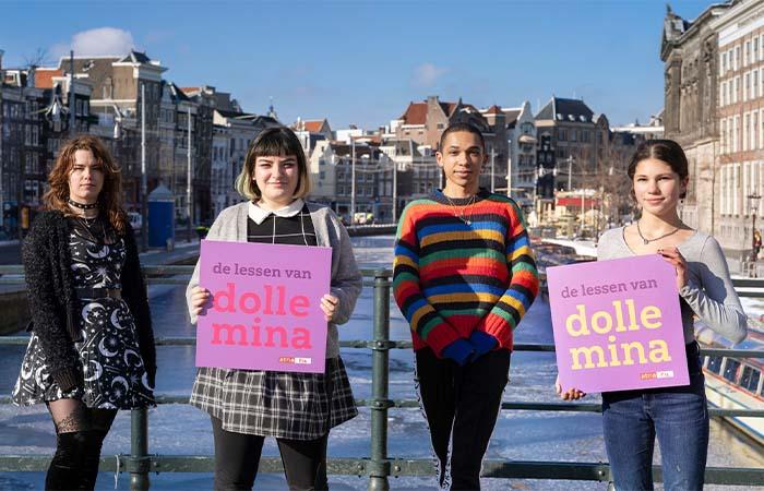 Scholen in Nederland geven 8 maart les over Dolle Mina