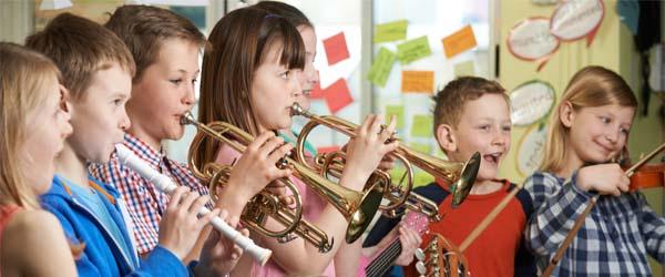 1 miljoen voor muziekonderwijs op basisscholen