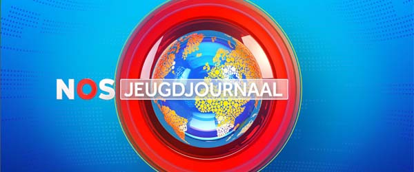 Augmented reality in Jeugdjournaal-app