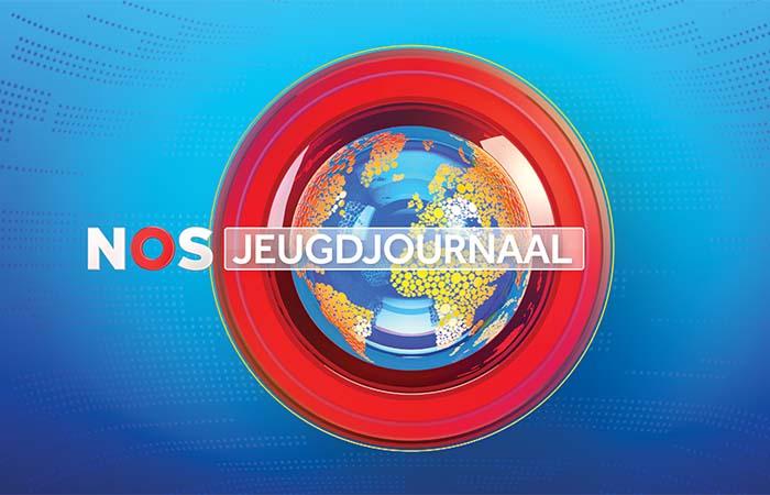 Lijsttrekkers te gast in studio NOS Jeugdjournaal