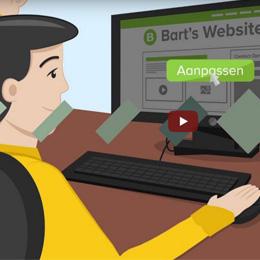Een eigen website maken op school