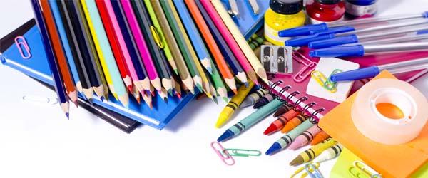 Bedrukte materialen voor scholen
