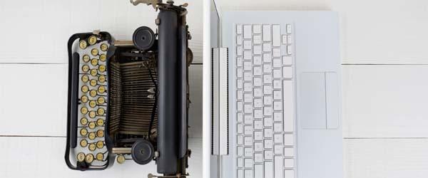 Dat er ooit een tijd was zonder computer...
