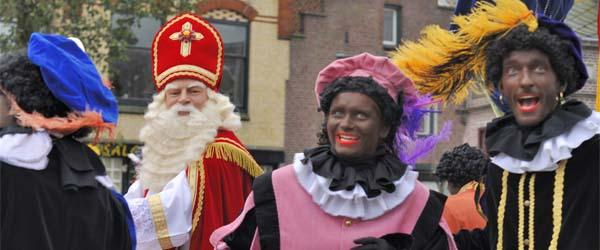 Overgrote meerderheid basisscholen viert Sinterklaas met zwarte pieten