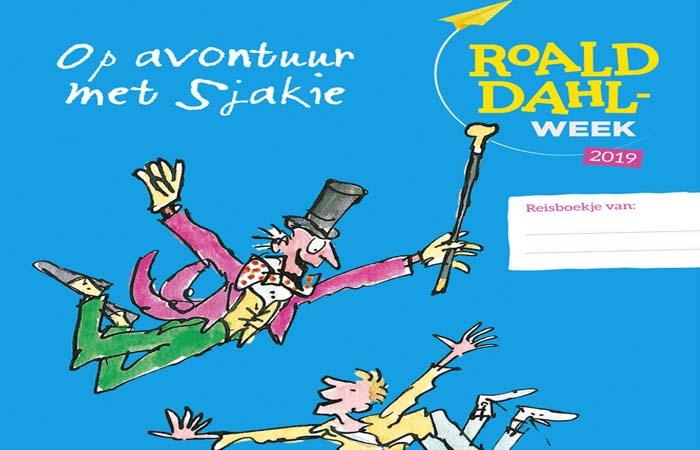 Gratis Roald Dahl-lesmateriaal voor uw leerlingen!