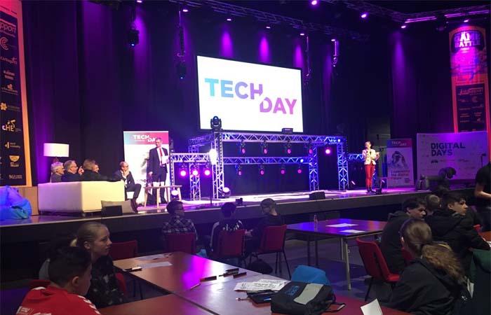 Digital Days brengt scholieren en ICT samen