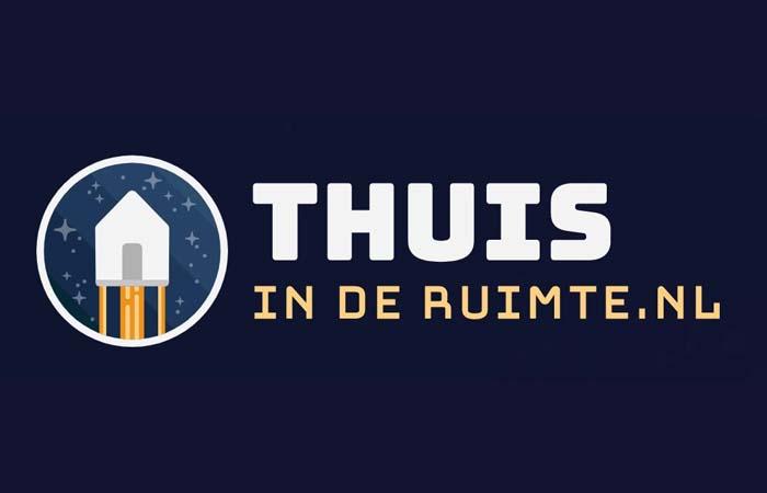 Vanuit je huis naar de ruimte: Thuisinderuimte.nl