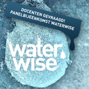 Digitale lesmethode Waterwise
