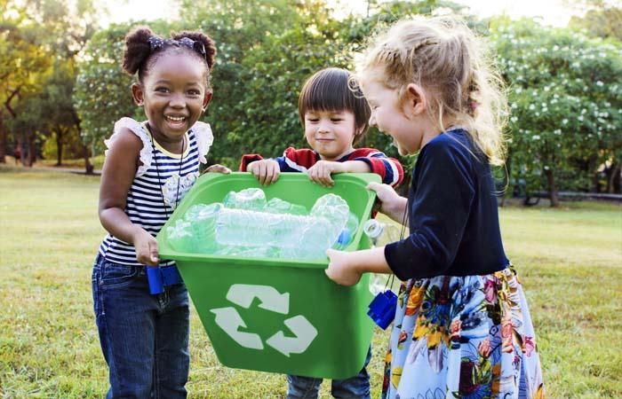 Recycleactie van (kerst)lampen bij tuincentra